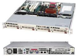 Supermicro CSE-813MTQ-520