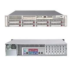 Supermicro CSE-825TQ-710