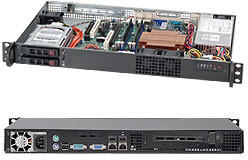 Supermicro CSE-510T-200B 64525
