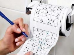 3gifts Hartie Igenica Sudoku