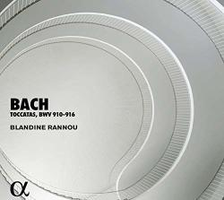 Bach, J. S Toccatas Bwv910-916