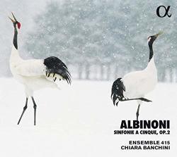 Albinoni, T Sinfonie A Cinque Op. 2