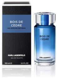 Lagerfeld Bois de Cedre (Les Parfums Matieres) EDT 100ml