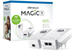 devolo Magic 1 WiFi 2-1-2 Starter Kit
