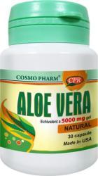 Cosmo Pharm Aloe Vera - 30 comprimate