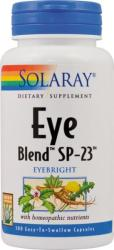 SOLARAY Eye Blend - 100 comprimate
