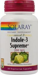 SOLARAY Indole-3 Supreme - 30 comprimate