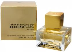 David Beckham Intimately Yours EDT 75ml