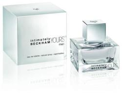 David Beckham Intimately Yours Men EDT 75ml