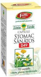 Fares Stomac Sanatos - 70 comprimate