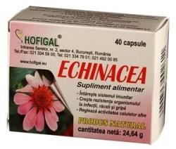 Hofigal Echinaceea - 40 comprimate