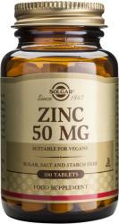 Solgar Zinc Gluconate 50mg 100 tablete - drogheria