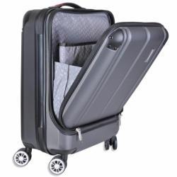 Travelite City S - spinner laptop tartós kabinbőrönd (73046)
