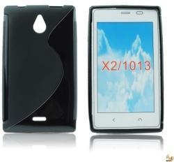 Nokia Силиконов калъф за Nokia X2 черен