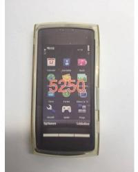 Nokia Силиконов калъф за Nokia 5250