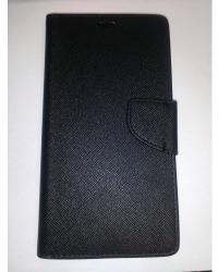 Nokia Страничен тефтер за Nokia Lumia 640 XL черен