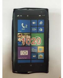 Nokia Силиконов калъф за Nokia Lumia 1020 черен
