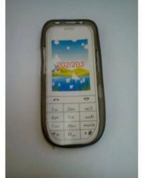 Nokia Силиконов калъф за Nokia Asha 202/203