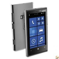 Nokia Invisible Nokia Lumia 900 твърд гръб прозрачен Cellular line