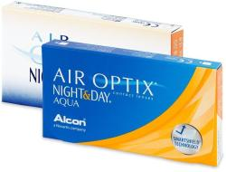 CIBA VISION Air Optix Night and Day Aqua (6) - Lunar