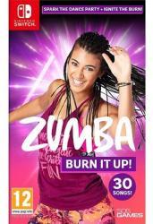 505 Games Zumba Burn it Up! (Switch)