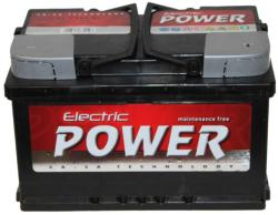 Electric Power 12V 66Ah 510A Jobb+