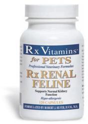 Rx Vitamins RX Renal Pisica, 120 capsule