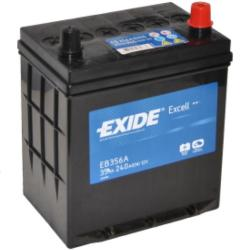 Exide Excell EB356 35Ah 240A jobb+ Ázsia (EB356)