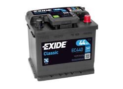 Exide Classic EC440 44Ah 360A jobb+ (EC440)