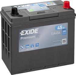 Exide Premium EA456 45Ah jobb (EA456)