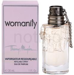 Thierry Mugler Womanity (Refillable) EDP 30ml