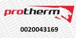 Protherm Tub evacuare supapa siguranta LRU23 Protherm Urs KLZ13-14, KLZ15 (0020043169)