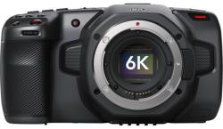 Blackmagic Design Pocket Cinema Camera 6K Body