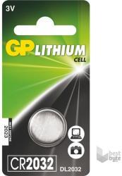 GP Batteries Lithium CR2032 (1)