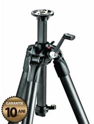 Manfrotto 057 Carbon Fiber Tripod 3 Sections Geared (MT057C3-G)