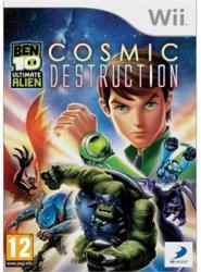D3 Publisher Ben 10 Ultimate Alien Cosmic Destruction (Wii)