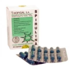 Hofigal Spirulina forte 500mg - 40 comprimate