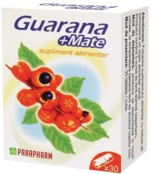 Parapharm Guarana si Mate - 30 comprimate