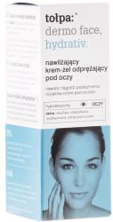Tolpa Cremă-gel hidratant pentru zona ochilor - Tolpa Dermo Face Hydrativ Moisturizing Relaxing Eye Cream-Gel 10 ml Crema antirid contur ochi