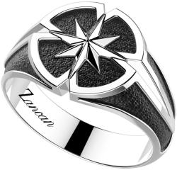 Zancan Мъжки пръстен ZANCAN Cosmostone - EXA175