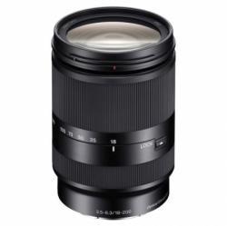 Sony SEL-18200 18-200mm f/3.5-6.3 E OSS