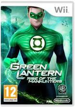 Warner Bros. Interactive Green Lantern Rise of the Manhunters (Wii)