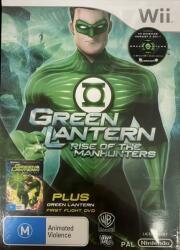 Warner Bros. Interactive Green Lantern Rise of the Manhunters (Wii)
