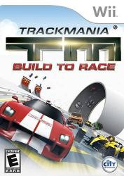 Focus Home Interactive TrackMania Build to Race (Wii)
