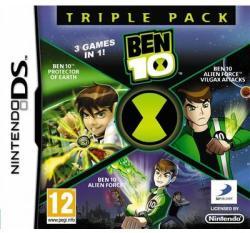 D3 Publisher Ben 10 Triple Pack (Nintendo DS)