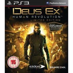 Eidos Deus Ex Human Revolution [Limited Edition] (PS3)