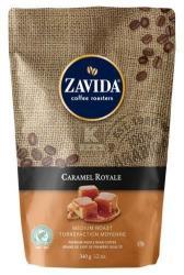 Zavida Coffee Roasters Caramel Royale cafea boabe cu aroma de caramel 340gr