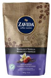 Zavida Coffee Roasters Hazelnut Vanilla cafea boabe cu alune de padure si vanilie 340gr