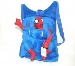TOY World Int Ghiozdan din plus cu Spiderman (KT 408)
