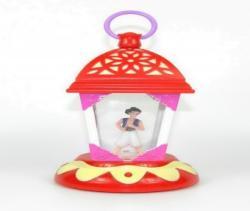 Yima Toys Felinar cu lumini si muzica Aladin (KT 101)
